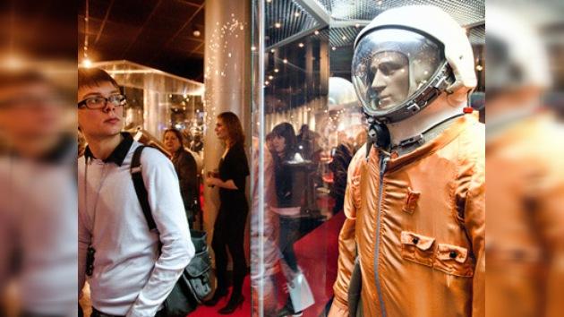 En México conmemoraron el 50.º aniversario del pimer vuelo de un humano al espacio