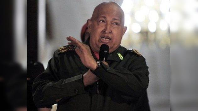 """Chávez: """"El discurso de Obama es un monumento al cinismo"""""""