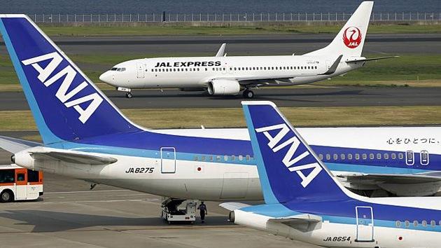 Las principales aerolíneas japonesas desafían el nuevo espacio aéreo chino