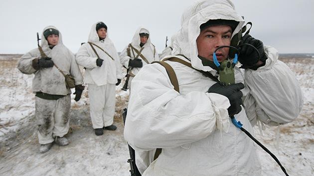 Militares rusos desarrollan un sistema de comunicación por radio sin precedentes