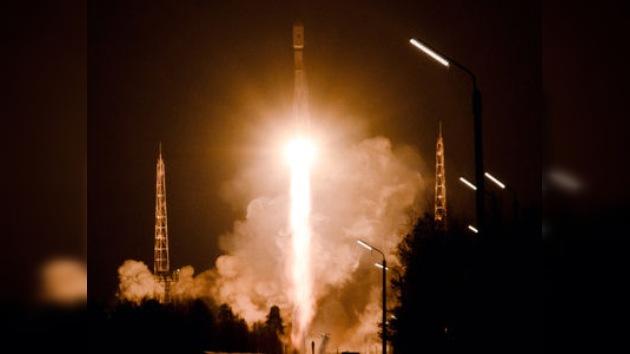 Realizado con éxito el lanzamiento del nuevo satélite del sistema GLONASS