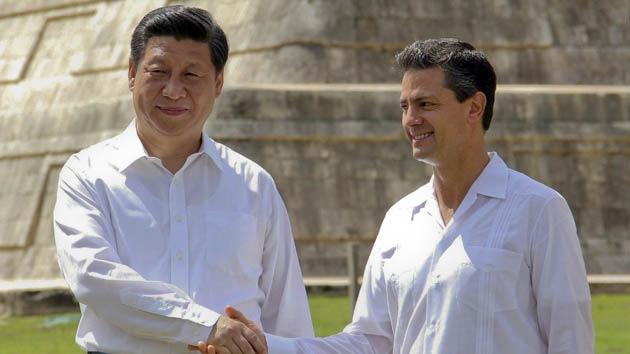 China busca seducir a México con el megaproyecto turístico Cabo Dorado