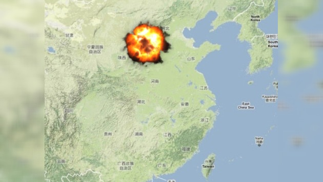 Cuatro personas mueren en una explosión en una planta química china