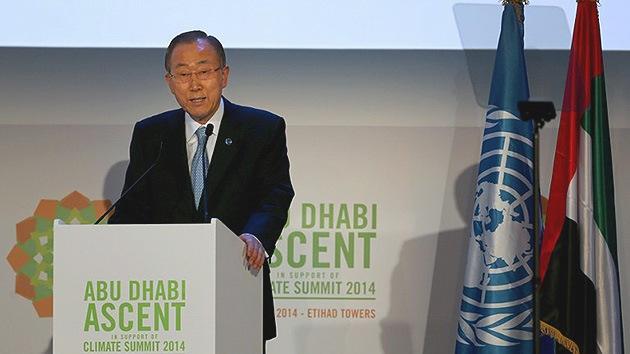 Secretario General de la ONU está dispuesto a mediar en crisis de Ucrania