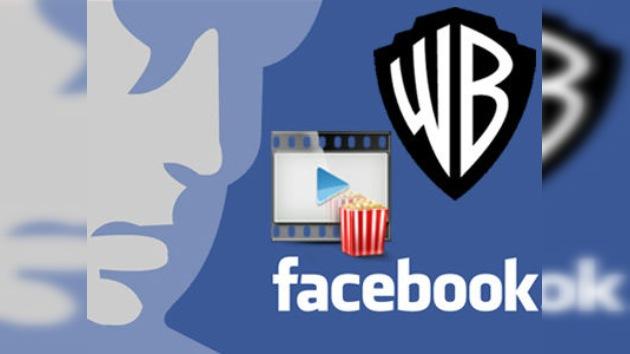 Warner Bros. distribuye sus películas a través de Facebook