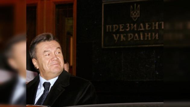 Ucrania participaría en el Nord Stream si Víktor Yanukóvich es presidente