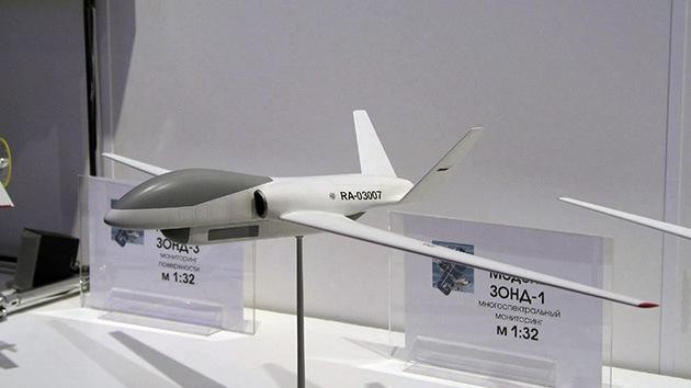 La empresa rusa Sujói lanza el drone multipropósito más avanzado del planeta