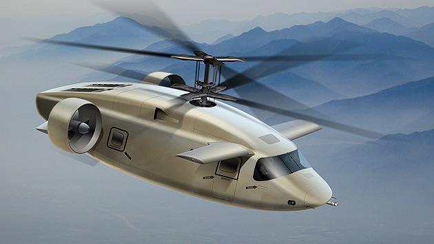Un proyecto futurista compite por ser el próximo helicóptero de combate de EE.UU.