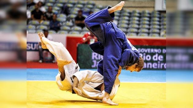 Rusia conquista cinco medallas en el Grand Slam de Judo en Brasil