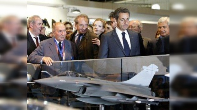 El caza francés Rafale remonta el vuelo gracias a un contrato millonario con India