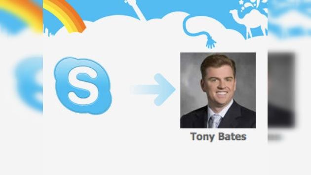 Skype nombra nuevo director general a Tony Bates, procedente de Cisco