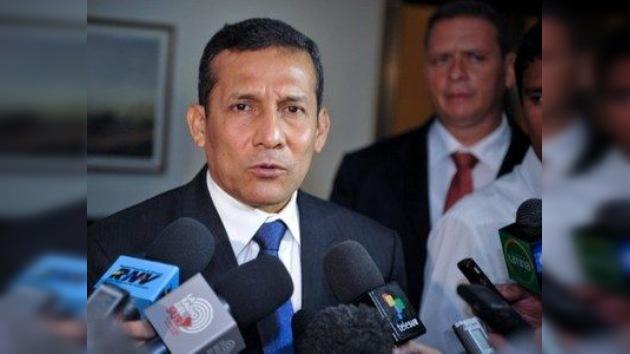 (Casi) Todos los hombres del presidente Ollanta Humala