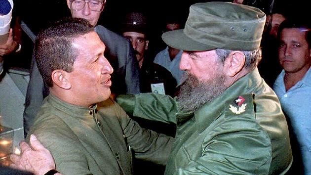 """Fidel Castro: Chávez fue """"el mejor amigo que tuvo el pueblo cubano"""""""