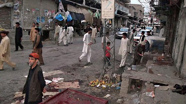 Un grupo 'antidrone' pakistaní responderá con ataques suicidas cada ataque de 'drone'