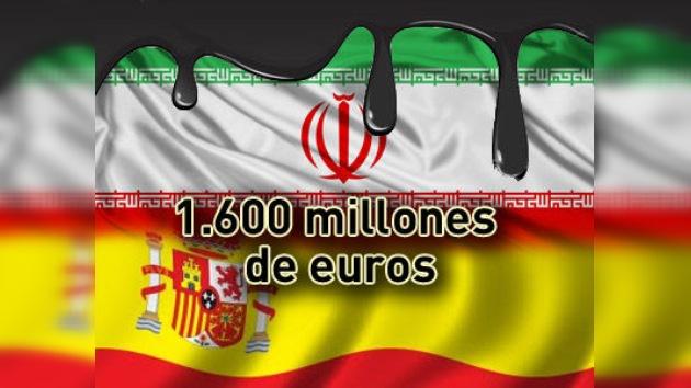 Una empresa española firma un contrato petrolero millonario con Irán