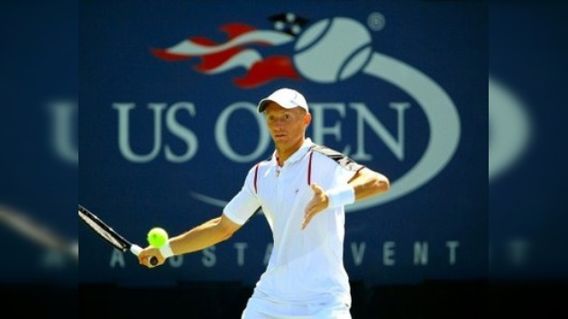 US Open: Davydenko se medirá con Djokovic en tercera ronda