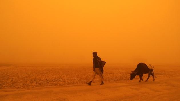 Los desiertos absorben el dióxido de carbono