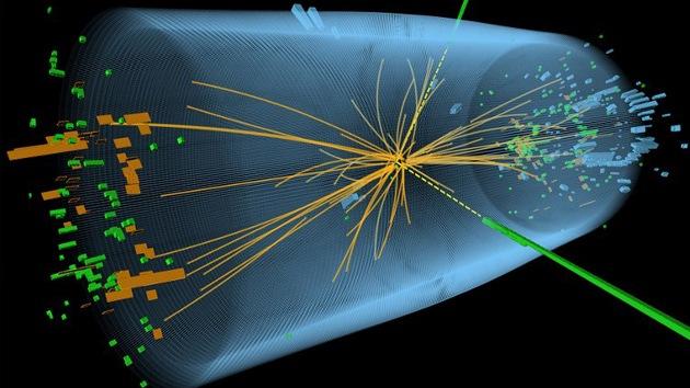 """Científicos podrían haber encontrado un """"impostor"""" del bosón de Higgs"""