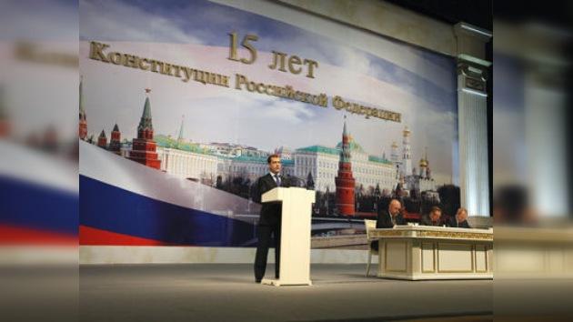 Los rusos cambian su actitud hacia la Constitución