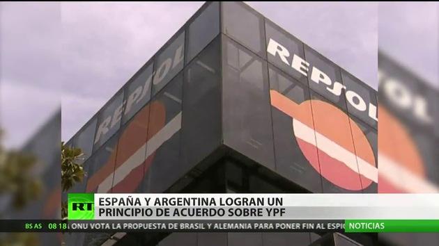 Argentina y Repsol llegan a un principio de acuerdo sobre la expropiación de YPF