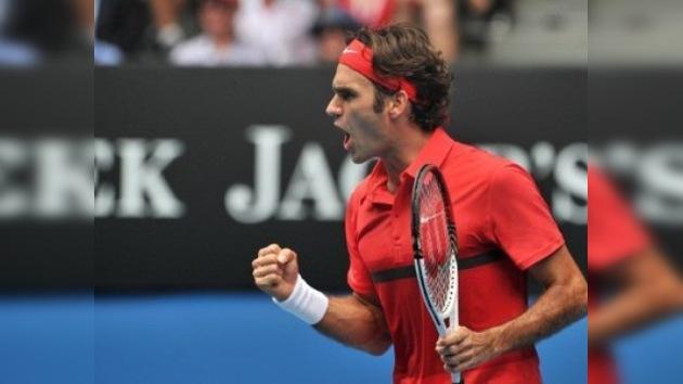 Nadal y Federer saltan a los octavos del Abierto de Australia