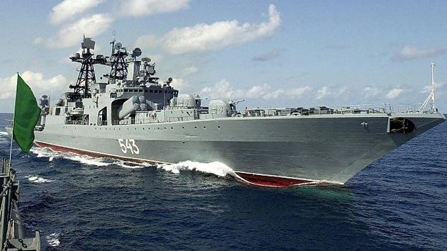La Armada rusa luchará contra los piratas africanos