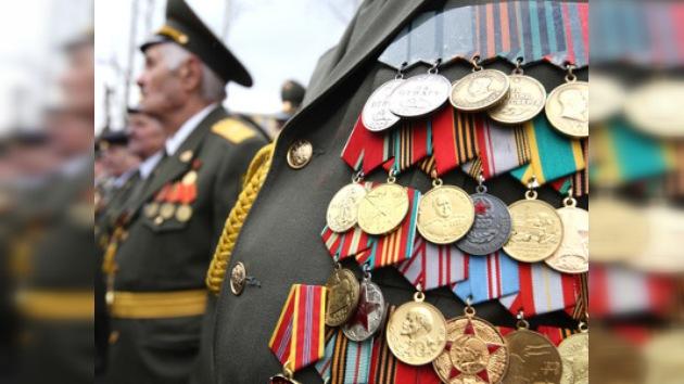 Moscú inicia la celebración del Día de la Victoria
