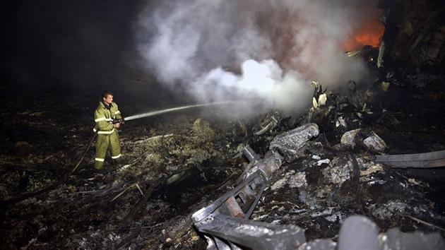 ¿Cómo podría EE.UU. sacar provecho económico de la tragedia del Boeing 777?