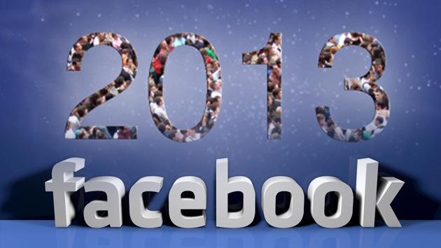 Lo más popular de Facebook en 2013