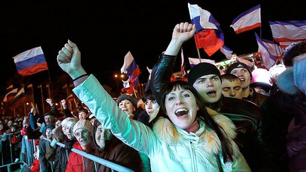 Crimea después del referéndum