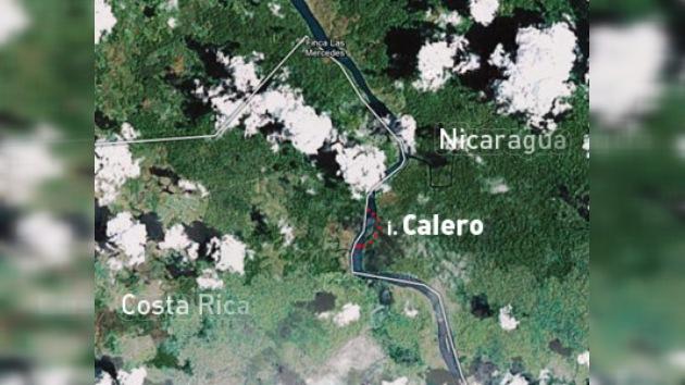 Google corregirá frontera entre Nicaragua y Costa Rica