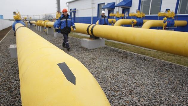 Ucrania: No hemos pagado por el gas ruso porque Rusia no nos da el dinero