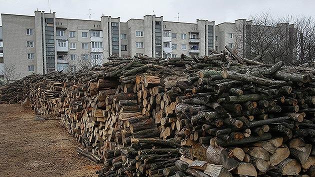 El rechazo de Ucrania a saldar su deuda deja al país 'a medio gas' a merced del invierno
