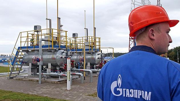 Gazprom: Si Ucrania intenta robar el gas destinado a Europa, desarrollaremos rutas alternativas