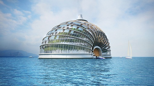 Los arquitectos rusos elaboraron un proyecto de la arca de Noe