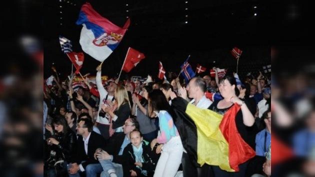 Arranca la final de Eurovision 2010