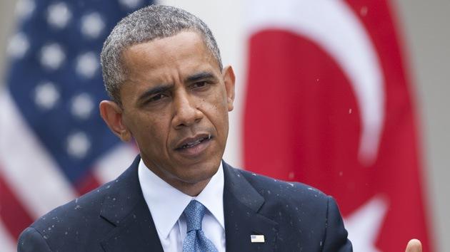 Obama admite medidas tanto diplomáticas como militares para Siria