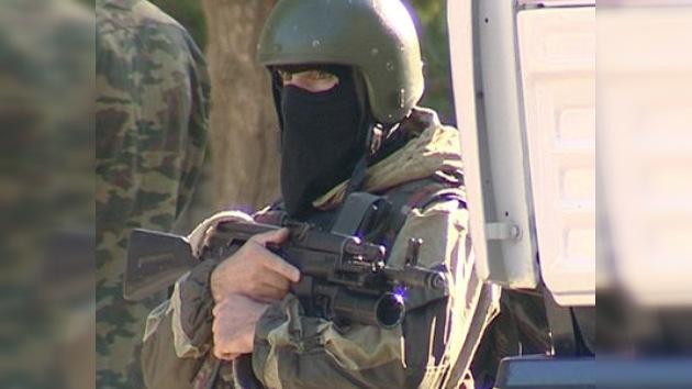 Las fuerzas del orden público evitan una serie de atentados en Daguestán