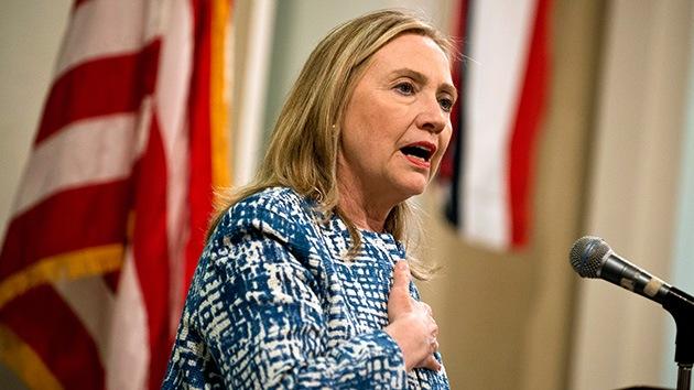 """Clinton: EE.UU. usará """"todos los elementos del poder"""" para evitar un Irán nuclear"""