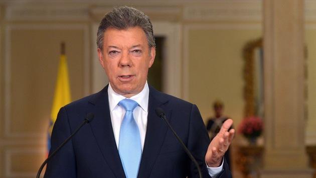 """Santos: """"Es posible erradicar la pobreza en Colombia a finales de esta década"""""""