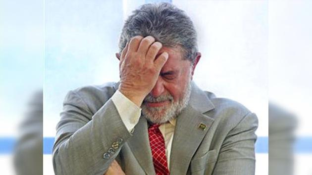 Lula da Silva llora en una entrevista en vivo y conquista Internet