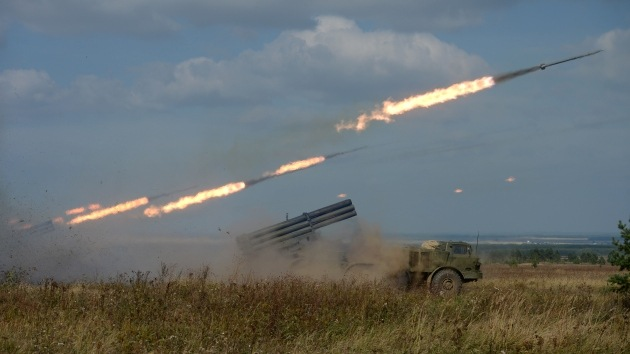 Rusia se hace con la única instalación de lanzamisiles múltiple dotada de municiones inteligentes
