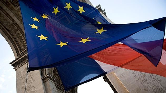 """Frente Nacional: """"La salida de la zona euro es una necesidad absoluta para Francia"""""""
