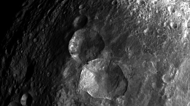 Un gigantesco asteroide esconde agua en el 'cinturón'