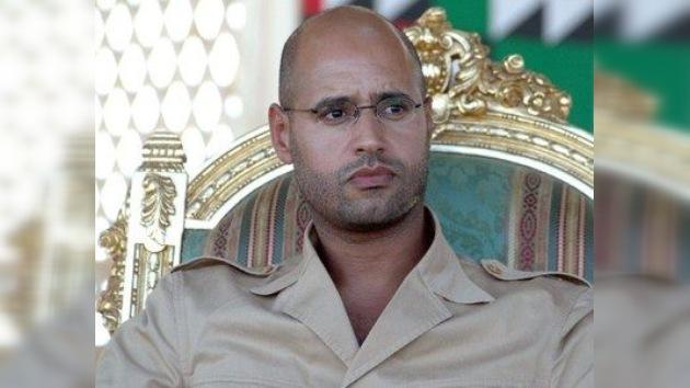 La Corte Penal Internacional pide la extradición del segundo hijo de Gaddafi
