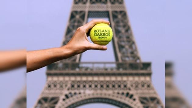 Arranca Roland Garros con el número uno de la ATP en juego