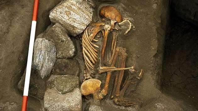 Descubren momias 'Frankenstein' en el Reino Unido