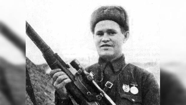 Vasili Záitsev. El legendario  francotirador soviético