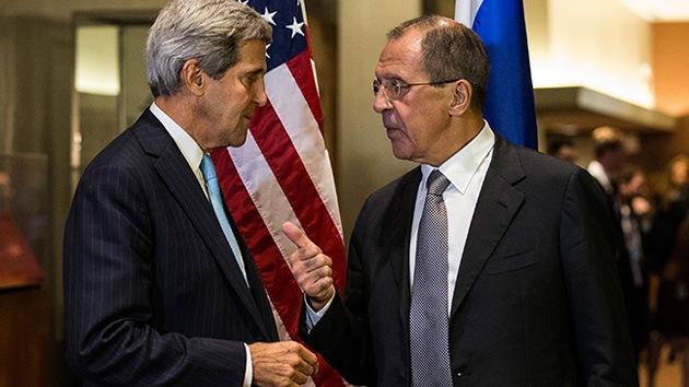 Lavrov: Deben ser destruidas todas las armas químicas en Siria que están en manos de la oposición