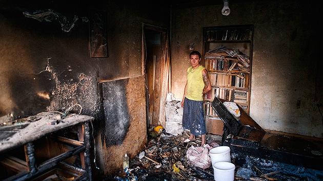 Bombardeo masivo de Donetsk: Más de 70 civiles muertos en tres días